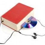 英単語帳・付属CD・ヘッドフォン