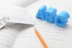 英語テスト準備